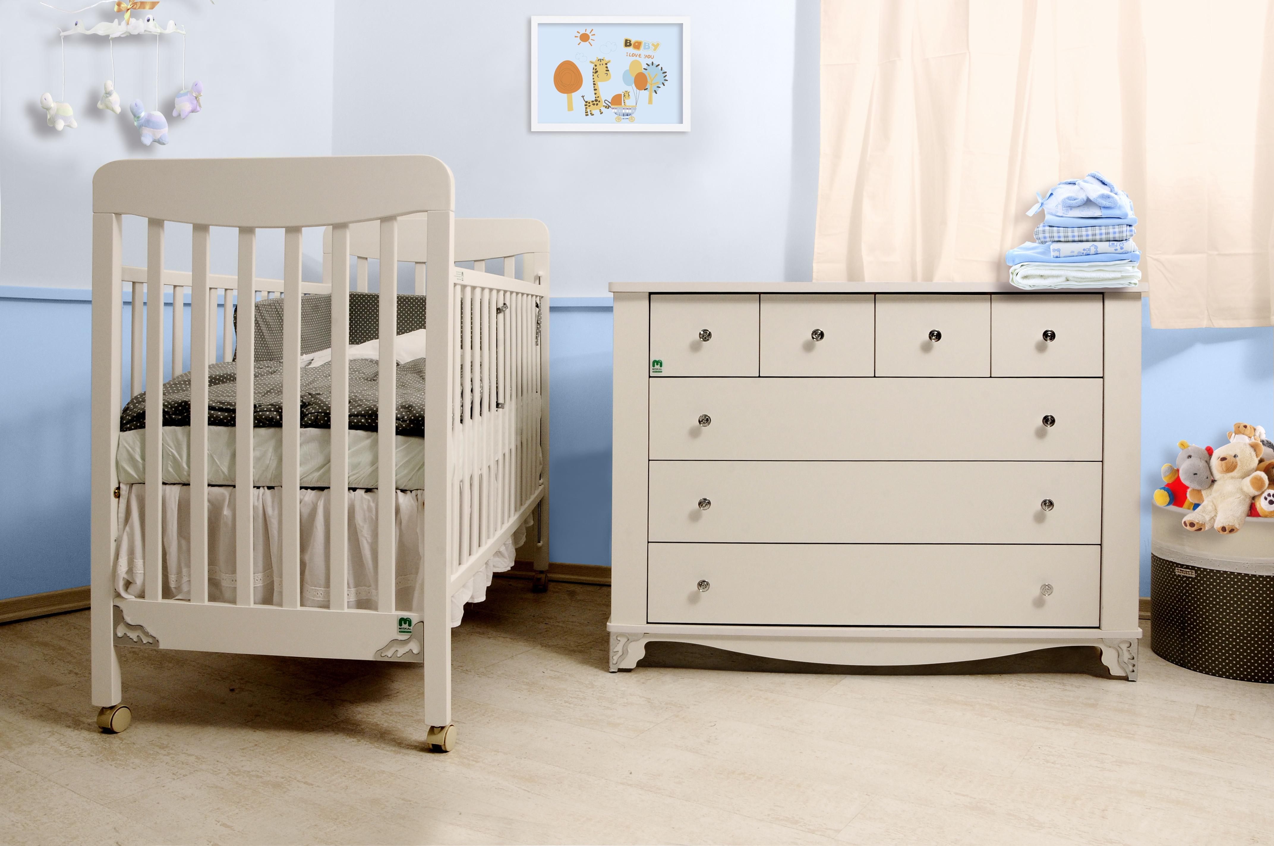 מדהים חדרי תינוקות - איגוד תעשיות הריהוט HJ-22