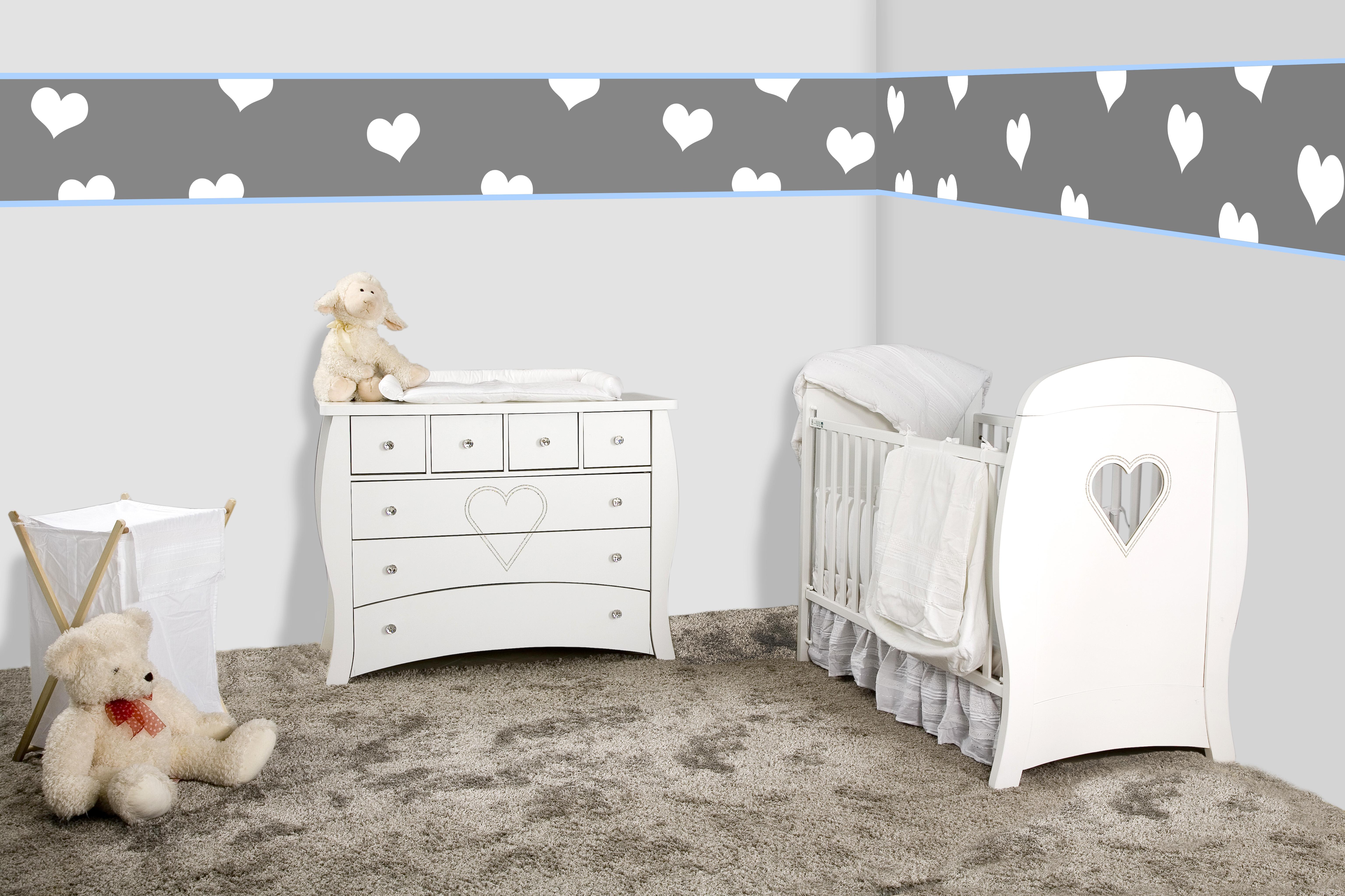 מתוחכם חדרי תינוקות - איגוד תעשיות הריהוט SB-15